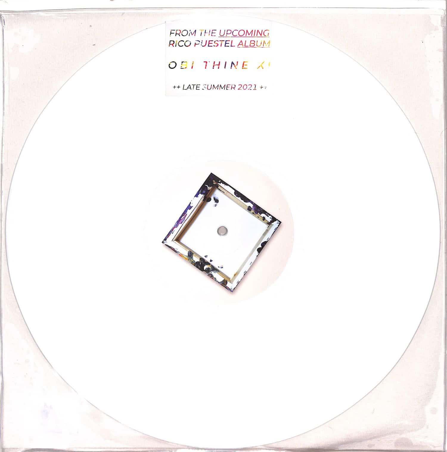 Rico Puestel - ALBUM PRE-EXHIBITION