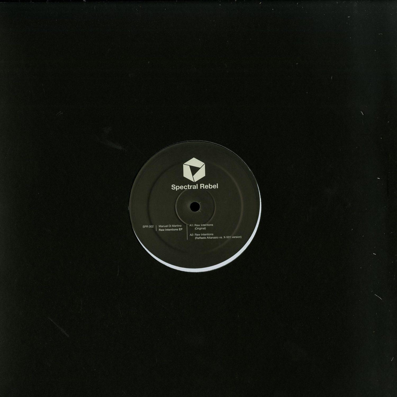 Manuel Di Martino - RAW INTENTIONS EP