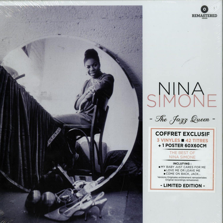 Nina Simone - THE JAZZ QUEEN BOX