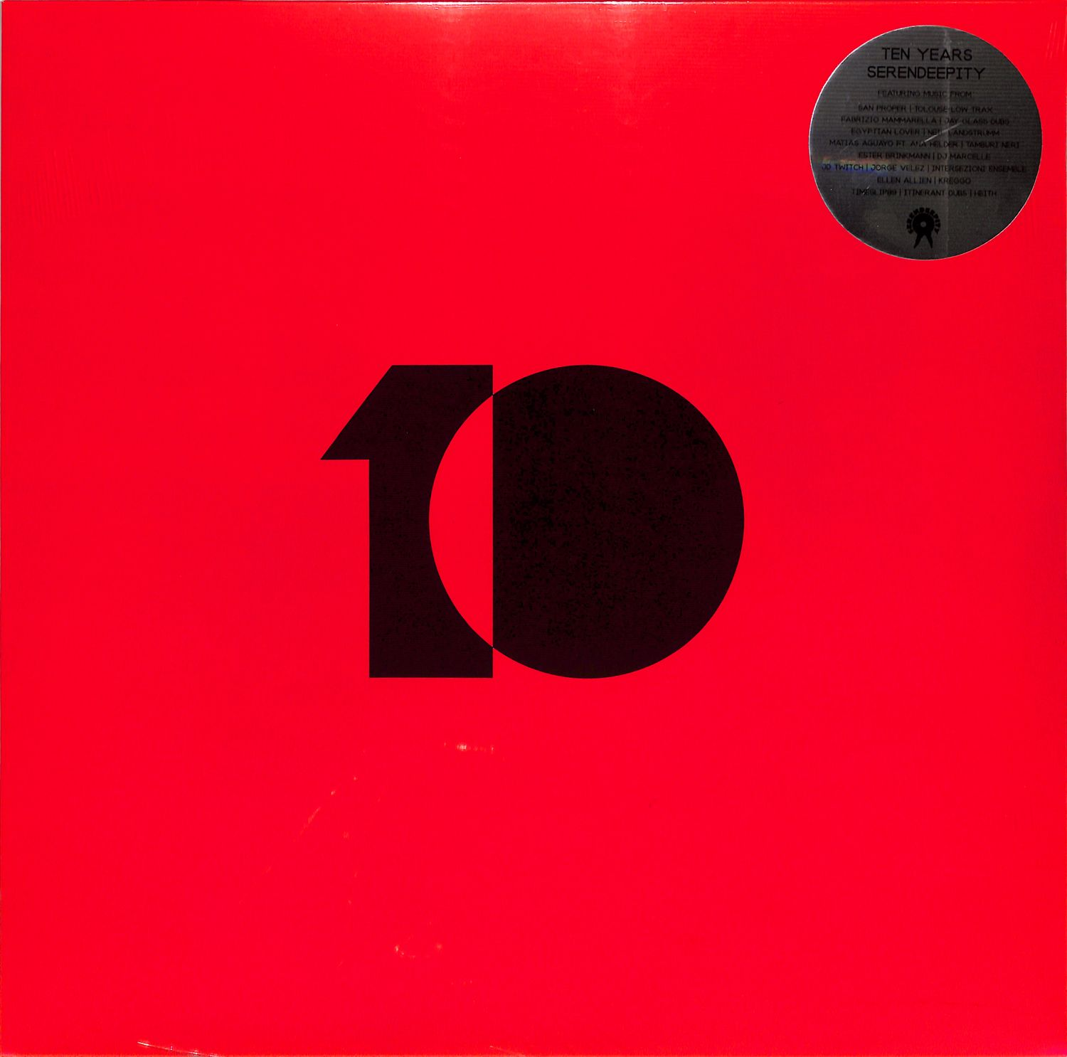 San Proper Tolouse Low Trax F Mammare - 10 YEARS SERENDEEPITY PT1