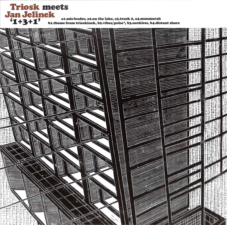 Triosk Meets Jan Jelinek - 1 3 1