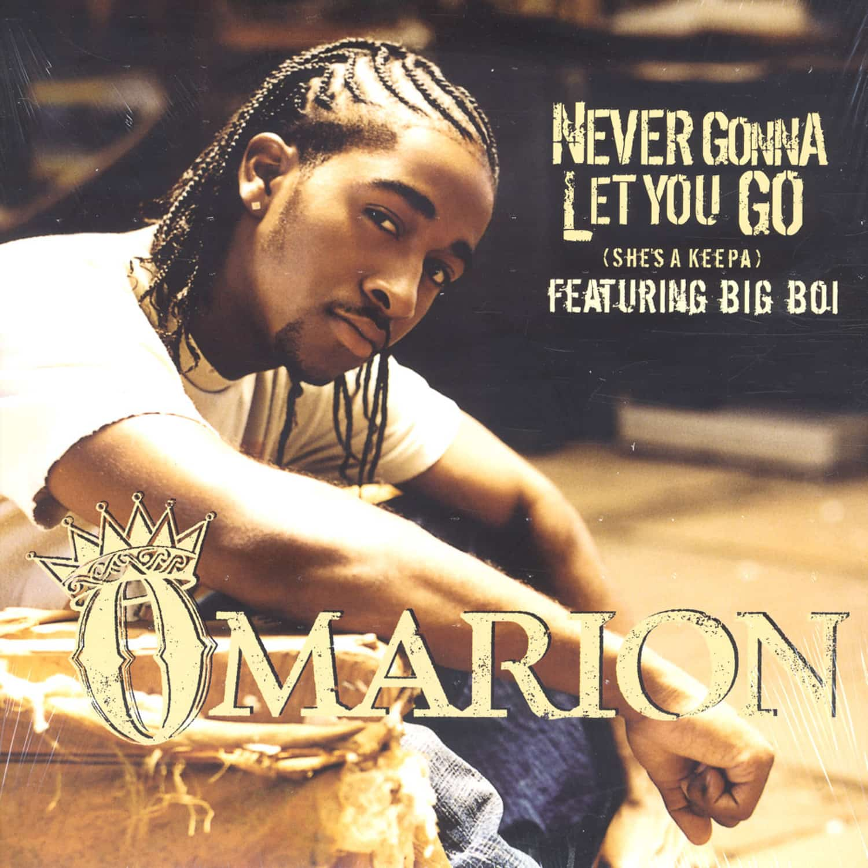 Omarion Feat Big Boi - NEVER GONNA LET YOU GO