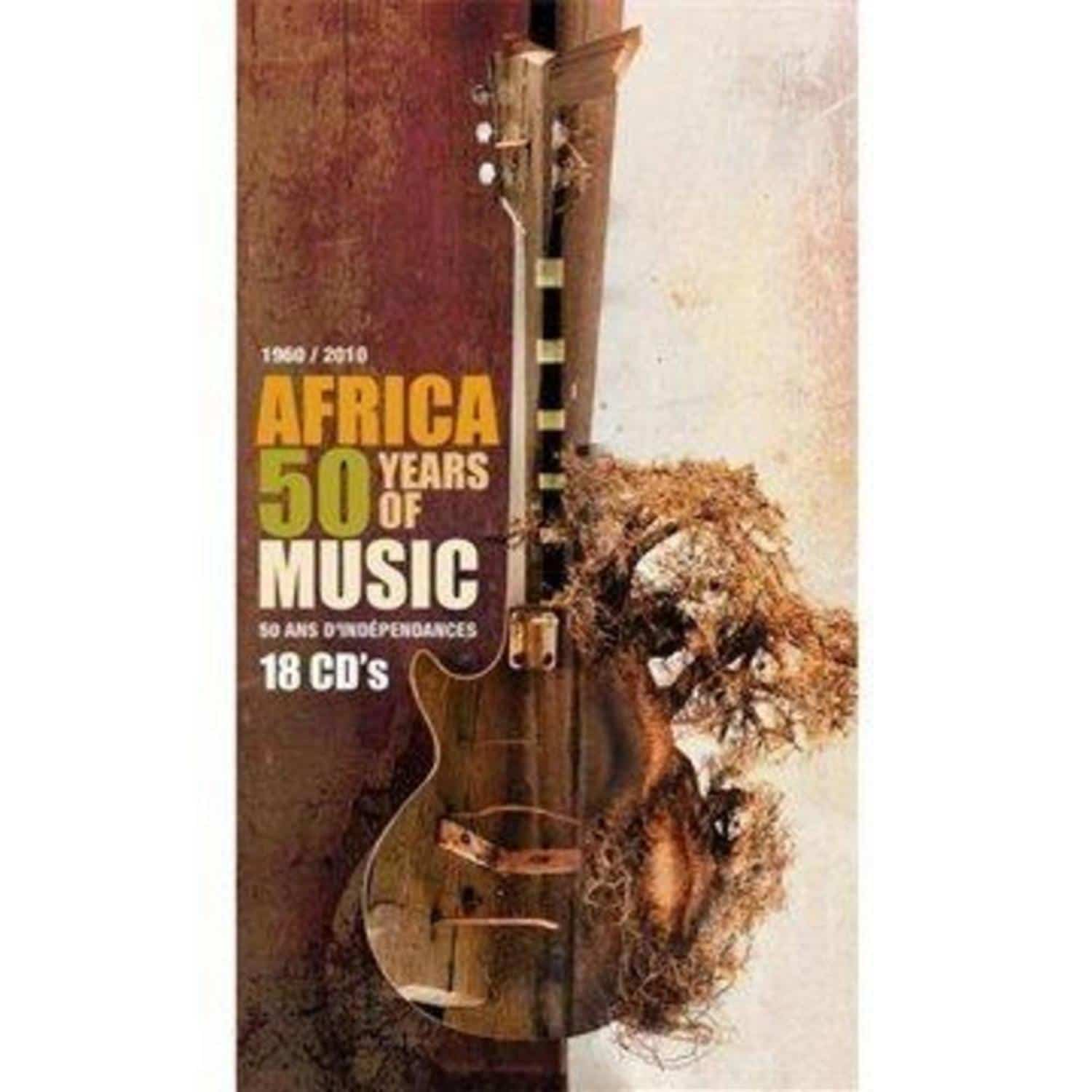 Various Artists - Africa 50 Years Of Music
