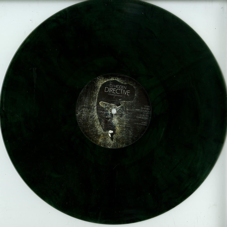DJ Hidden - DIRECTIVE ALBUM SAMPLER