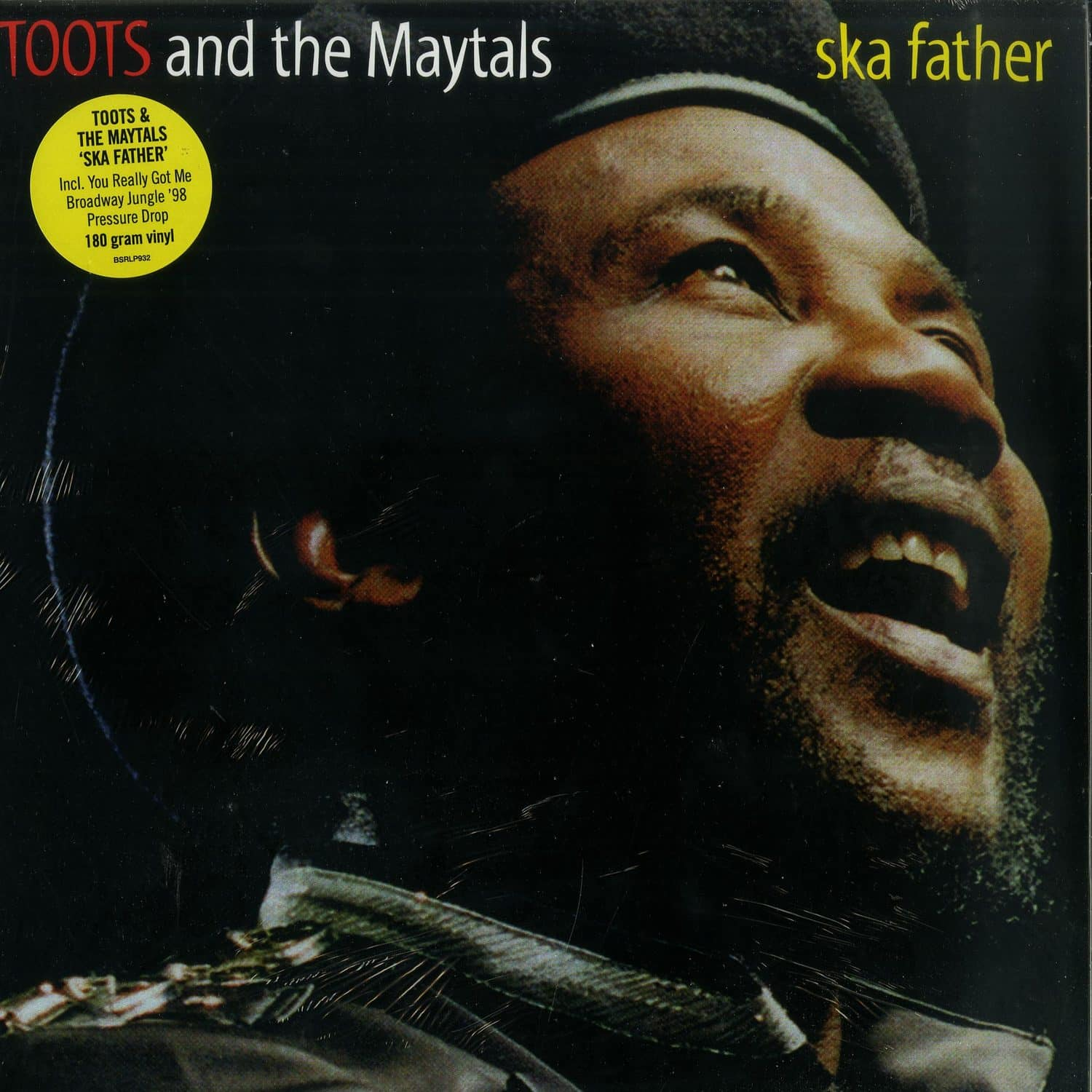 Toots & The Maytals - SKA FATHER