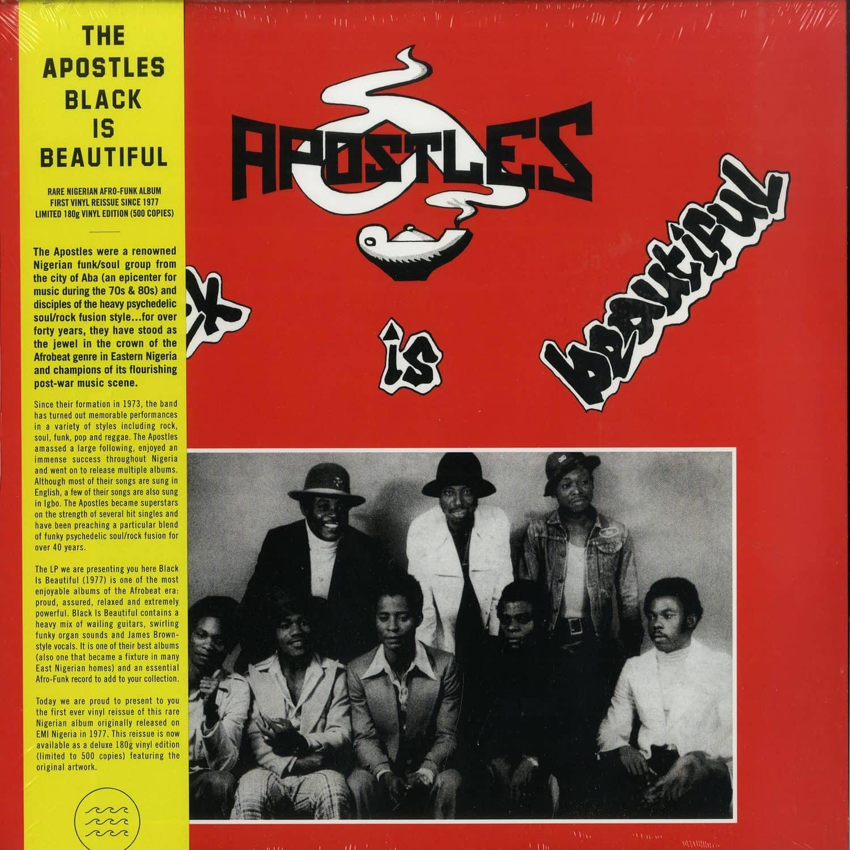 The Apostles - BLACK IS BEAUTIFUL