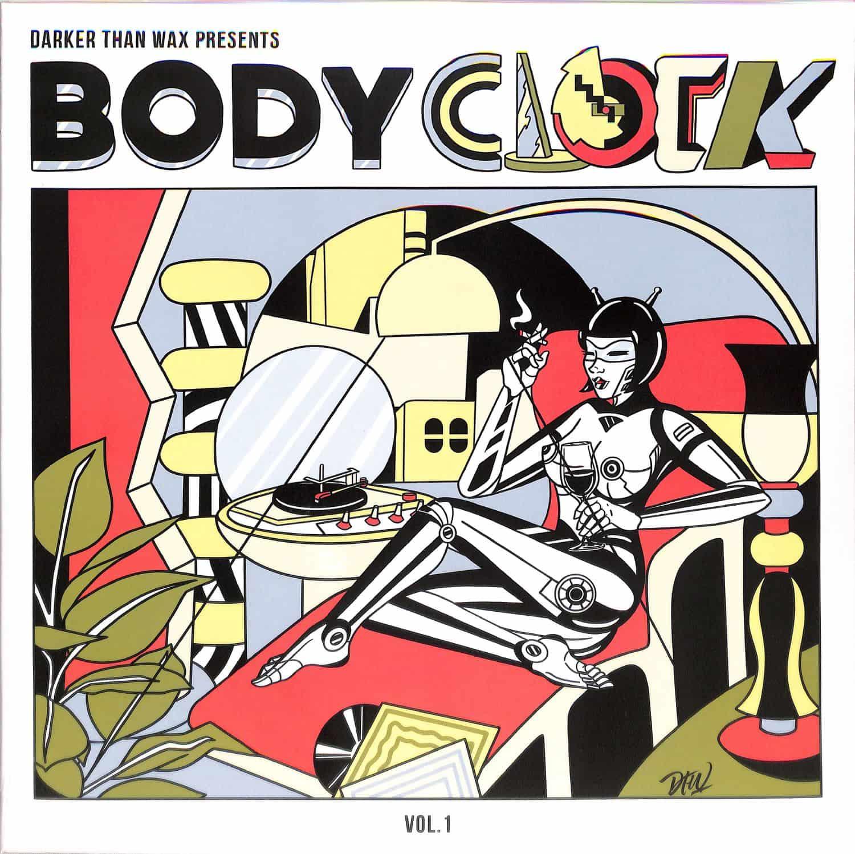 Various Artists - DARKER THAN WAX PRESENTS - BODYCLOCK