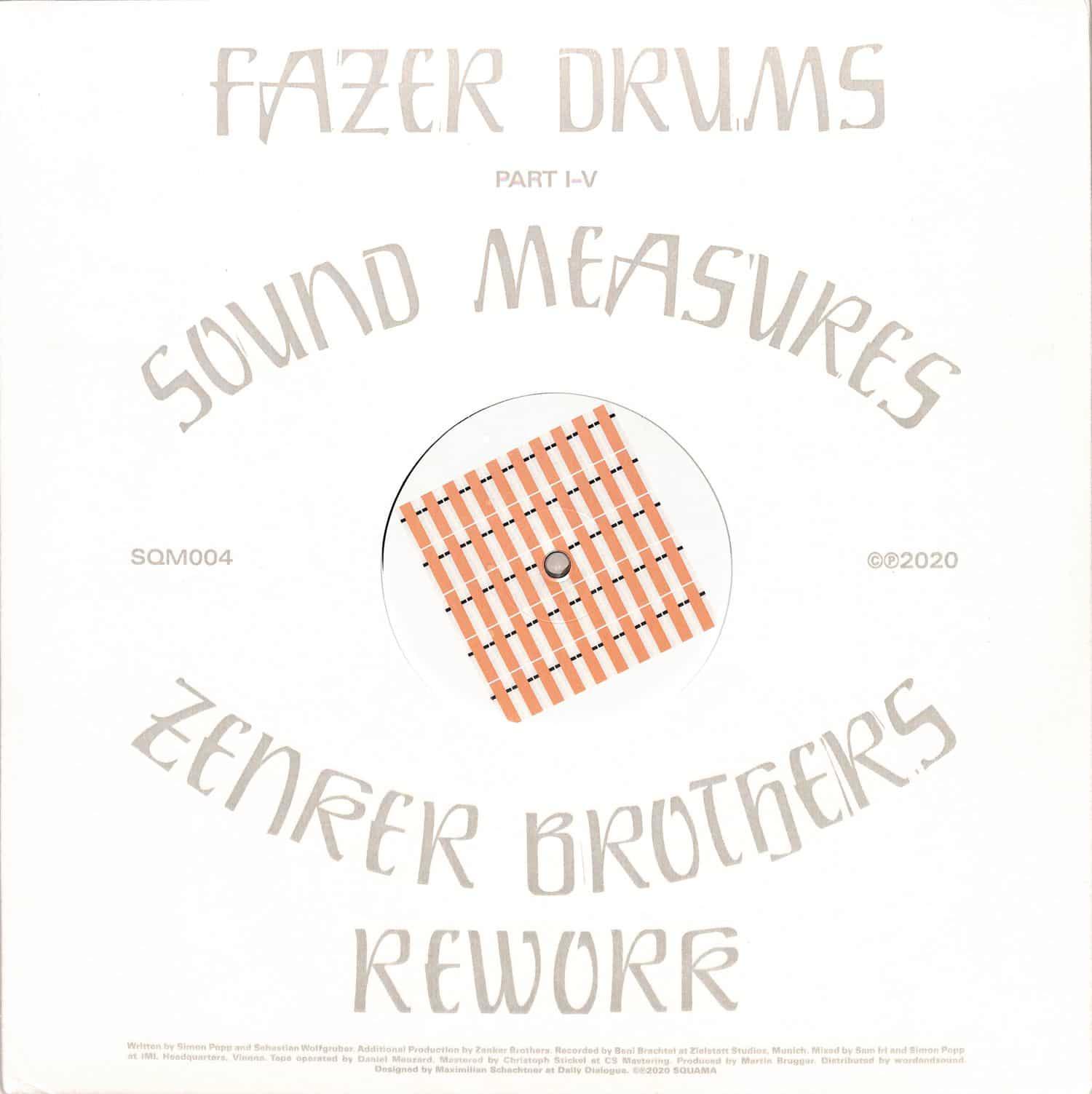 Fazer Drums - SOUND MEASURES