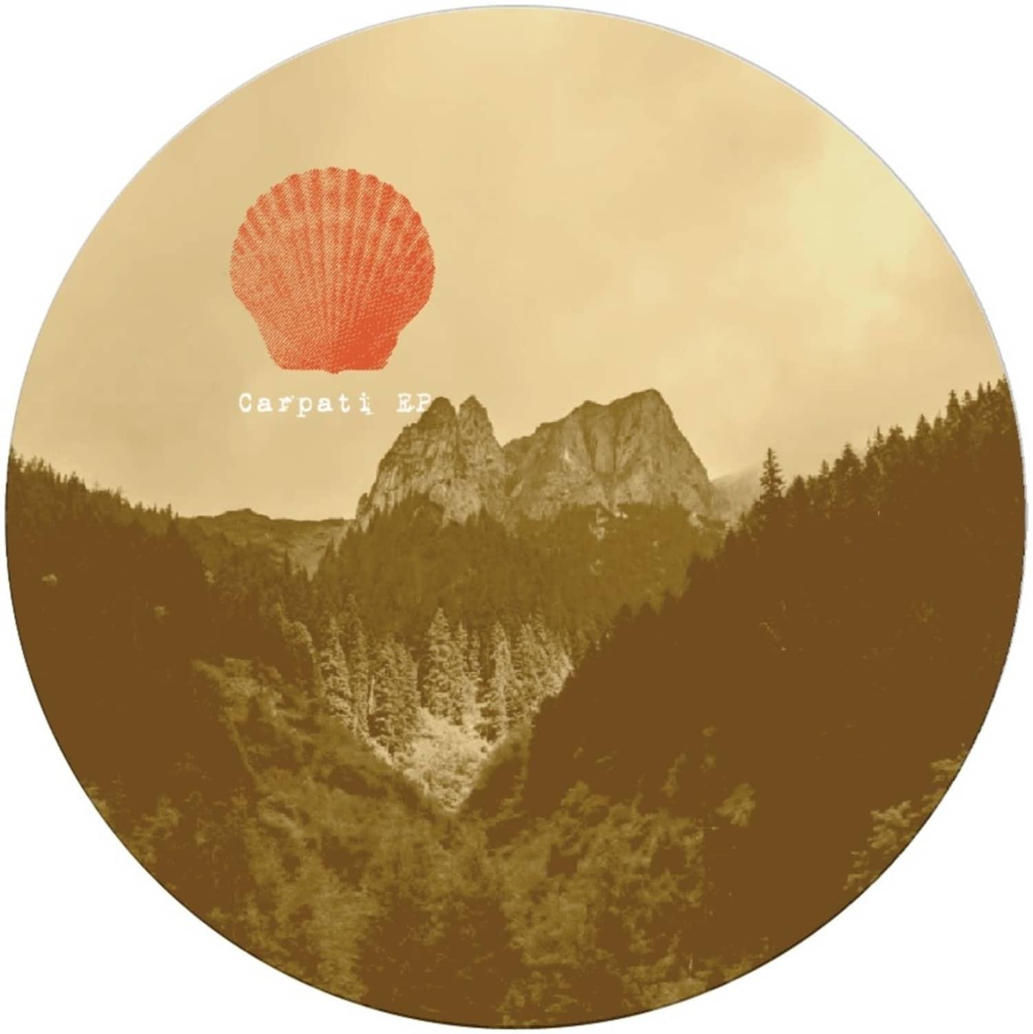 Sepp - CARPATI EP