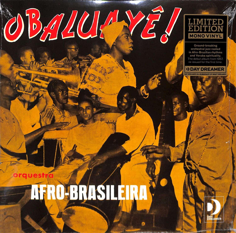 Orqestra Afro Brasileira - OBALUAYE