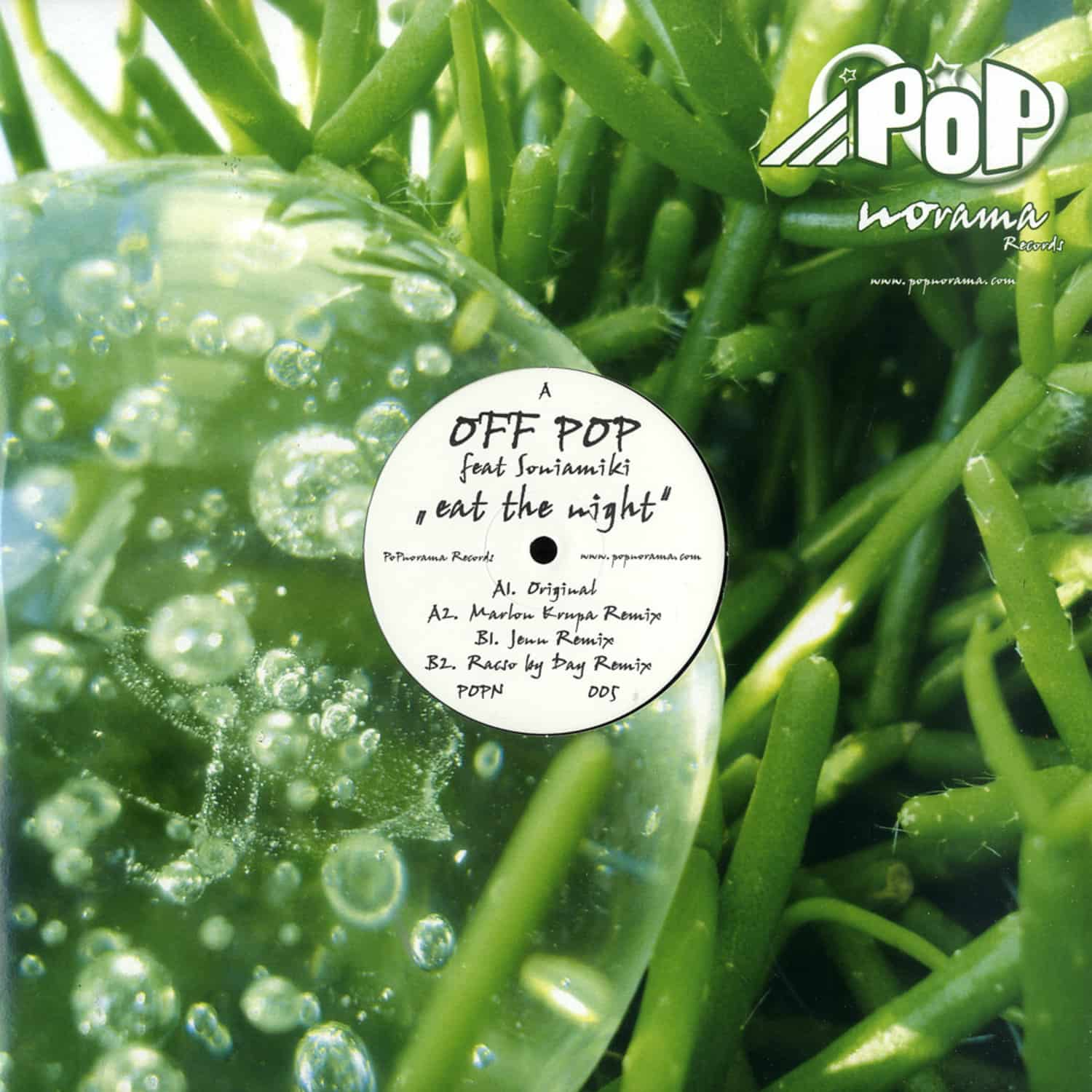 Off Pop feat. Soniamiki - EAT THE NIGHT