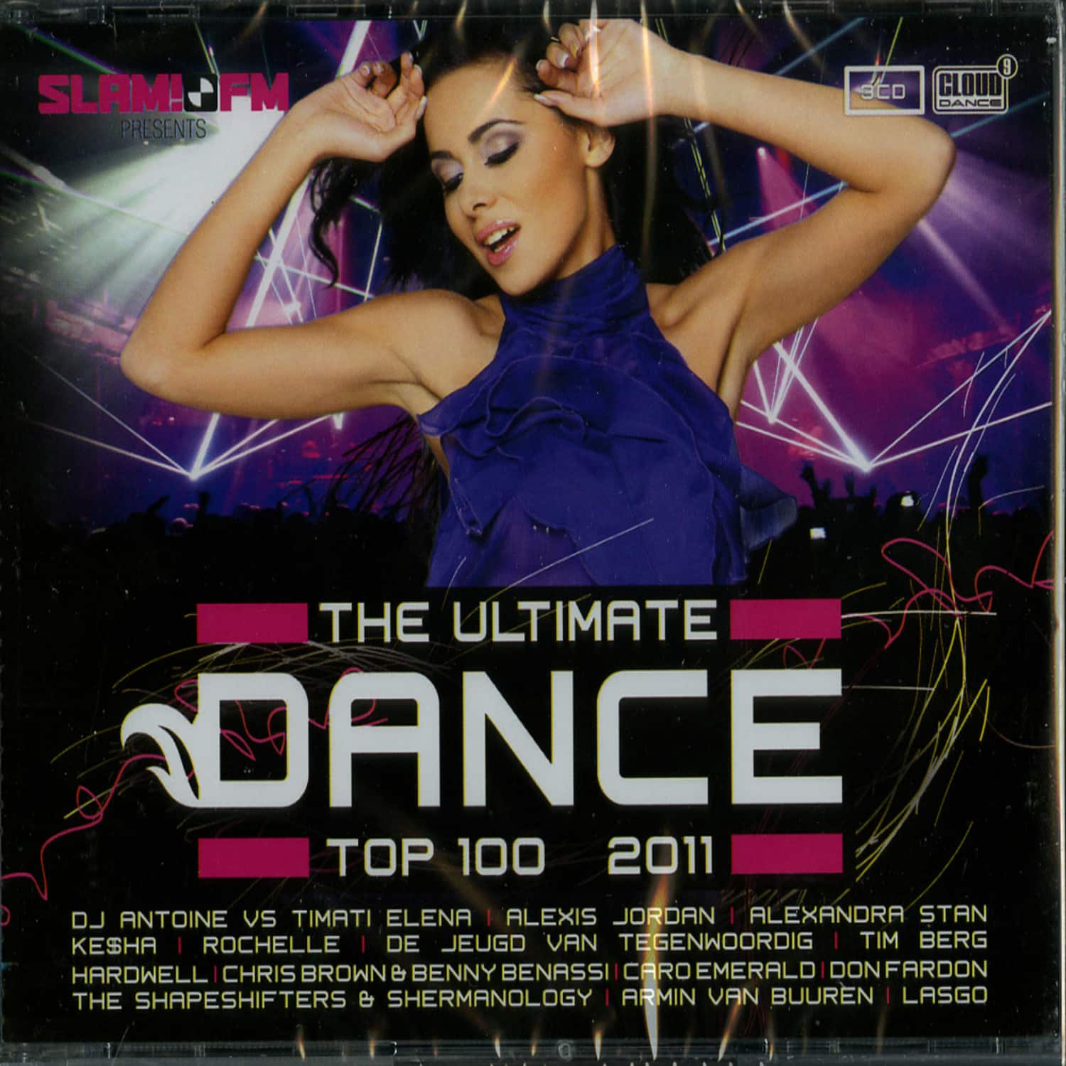 Various Artists - ULTIMATE DANCE TOP 100 2011