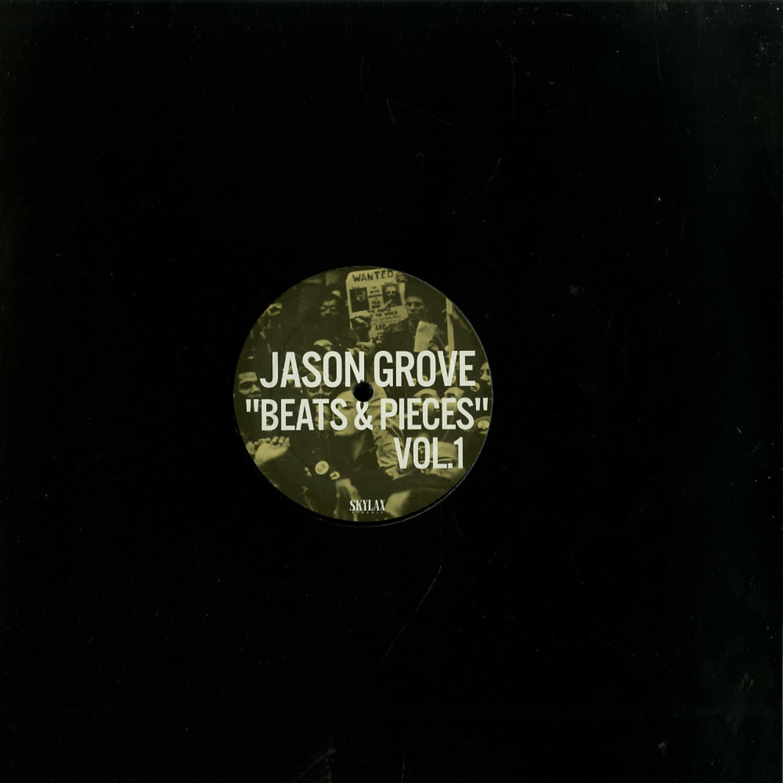 Jason Grove - BEATS & PIECES VOL.1