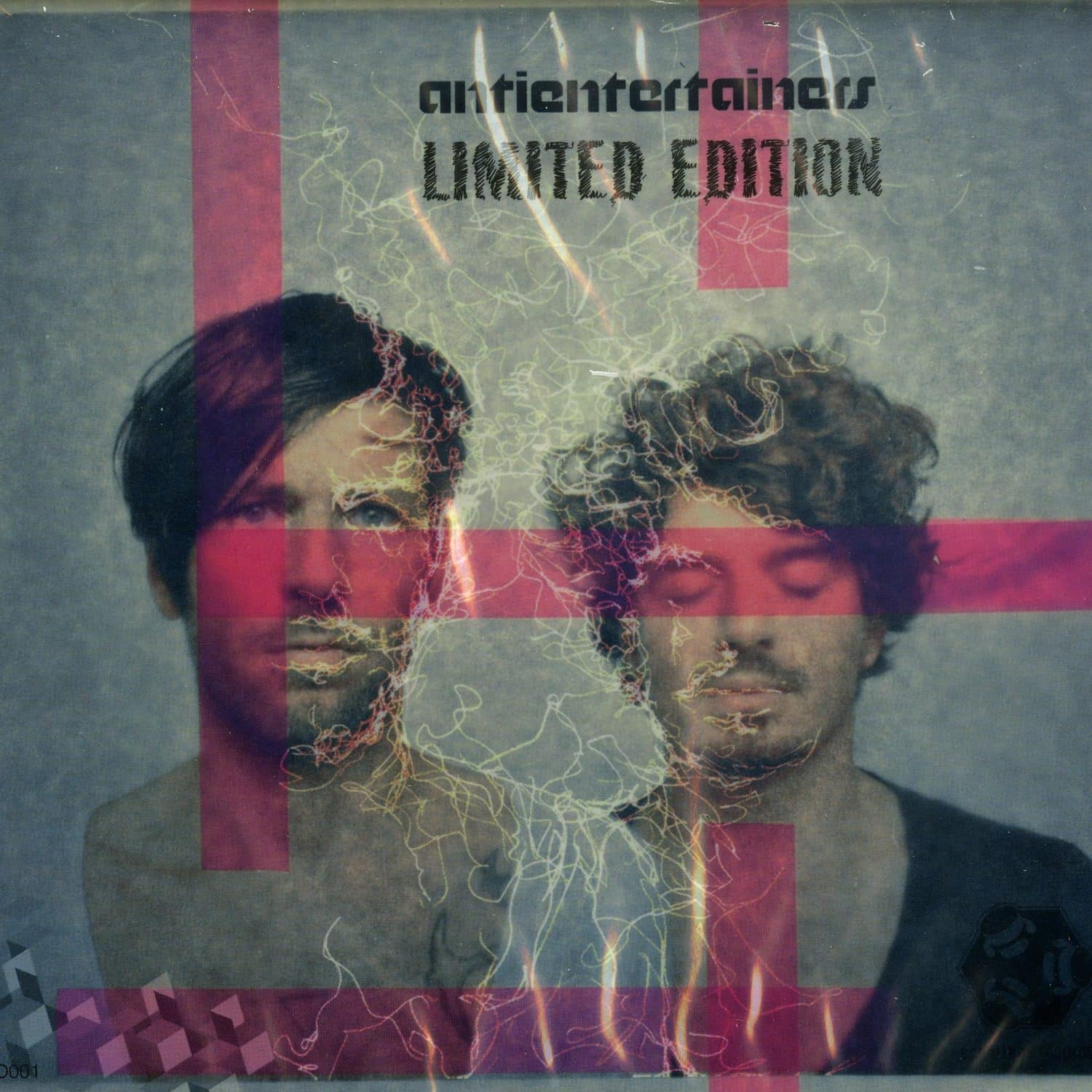 Antientertainers - LIMITED EDITION