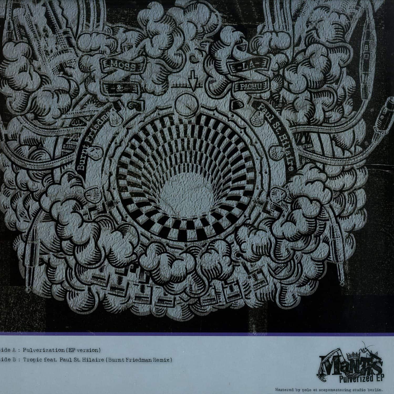 Mantis - PULVERIZED EP