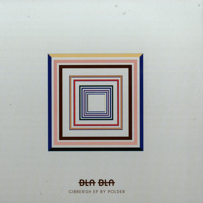 Polder  - GIBBERISH EP