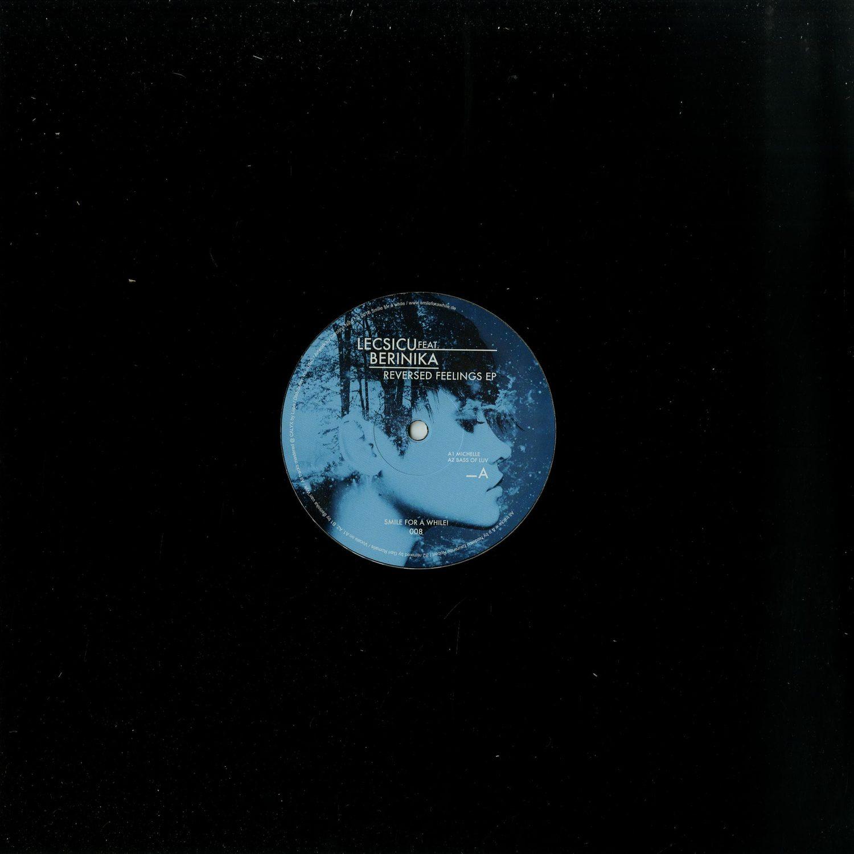 Lecsicu feat Berinika - REVERSED FEELINGS EP