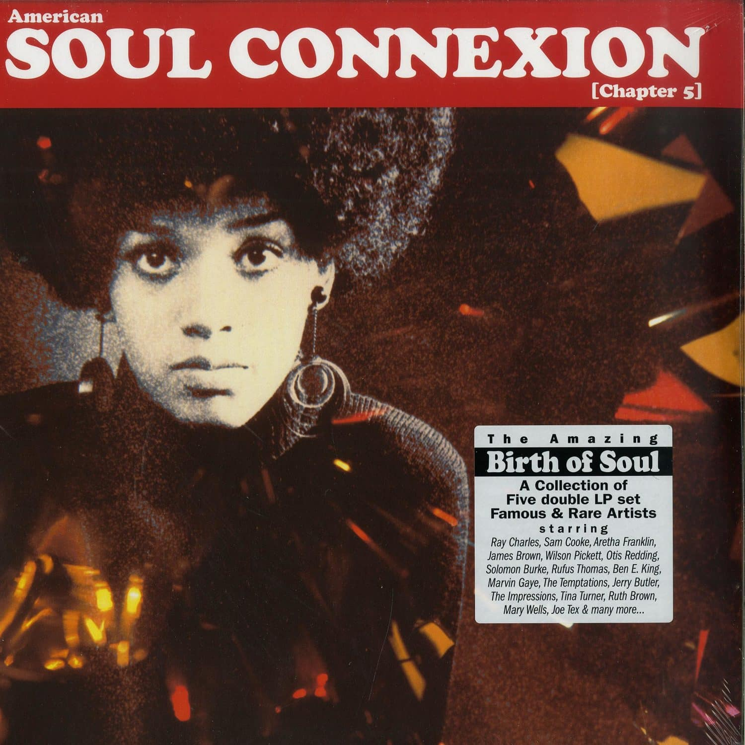 Various Artists - AMERICAN SOUL CONNEXION - CHAPTER 5