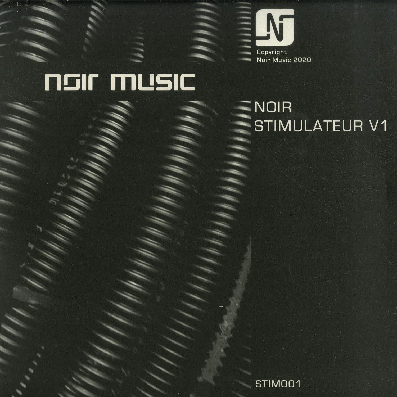 Noir - STIMULATEUR V1