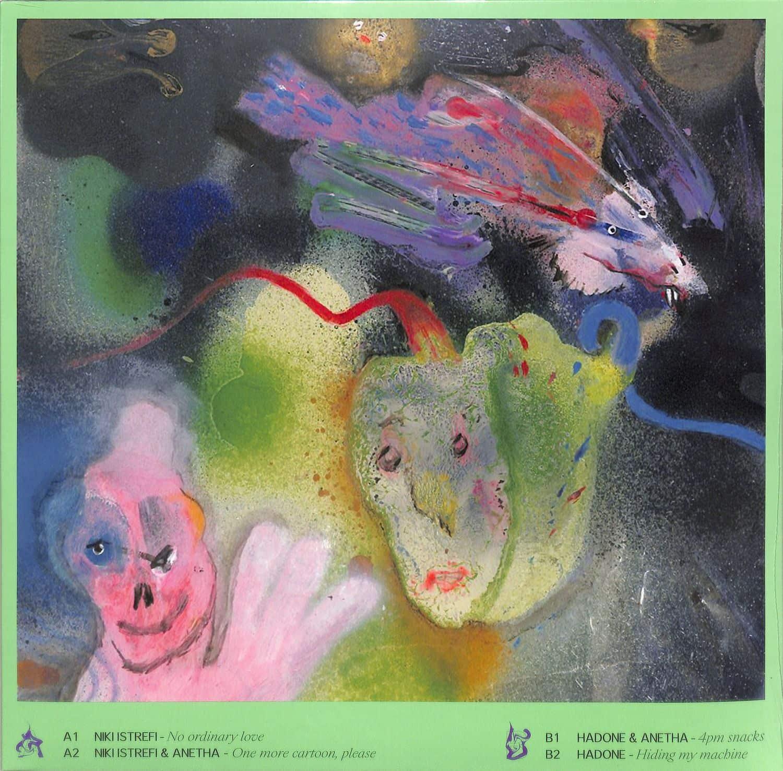 Niki Istrefi / Anetha / Hadone - BODY CHANGES ARE NATURAL EP