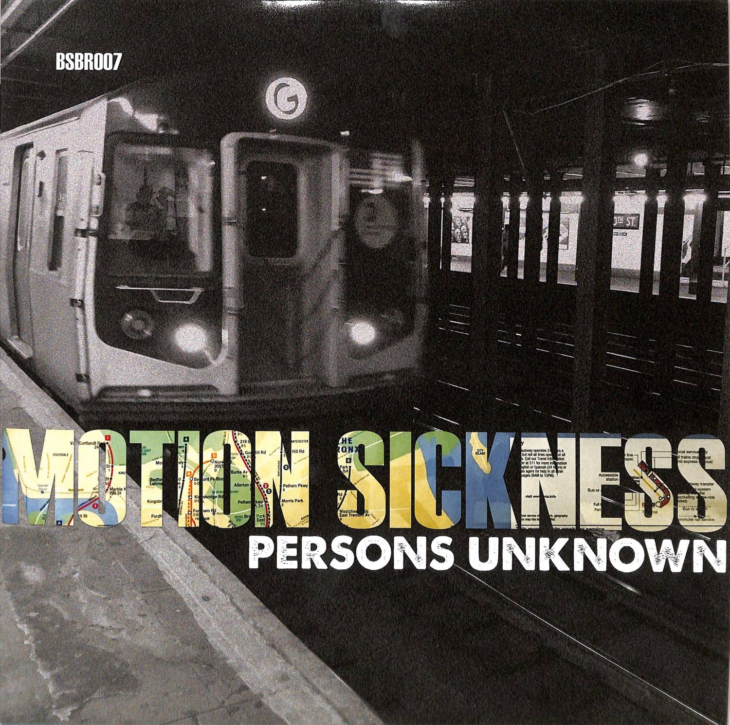 Persons Unknown - MOTION SICKNESS