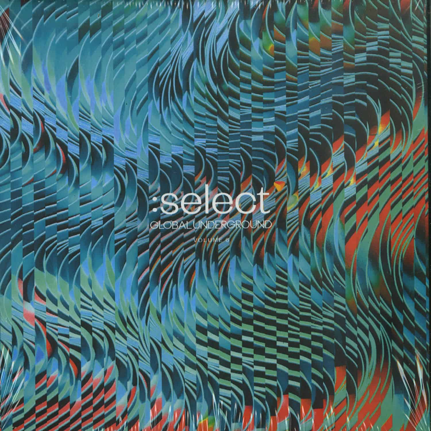 Various - GLOBAL UNDERGROUND:SELECT #6