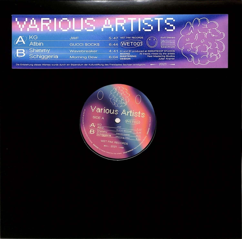 Various Artists - WET PAK 01