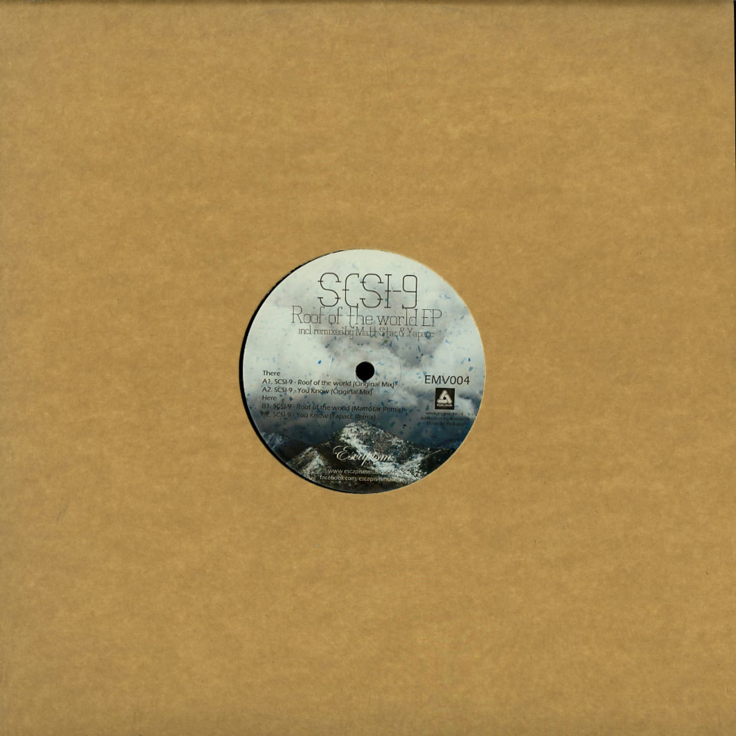 SCSI-9 - ROOF OF THE WORLD