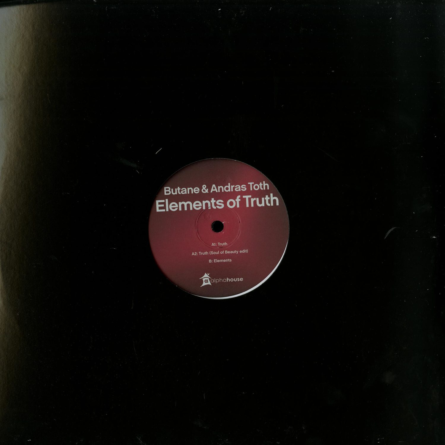 Butane & Andras Toth - ELEMENTS OF TRUTH EP