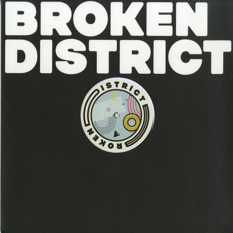 Various Artists - BROKEN DISTRICT 02