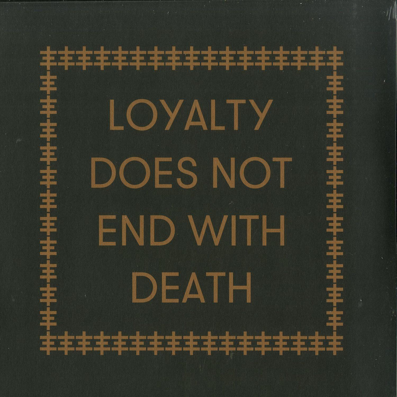 Carl Abrahamsson & Genesis Breyer P-Orridge - LOYALTY DOES NOT END WITH DEATH