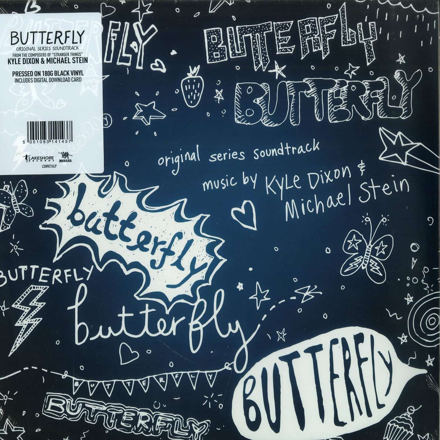 Kyle Dixon & Michael Stein - BUTTERFLY - O.S.T.