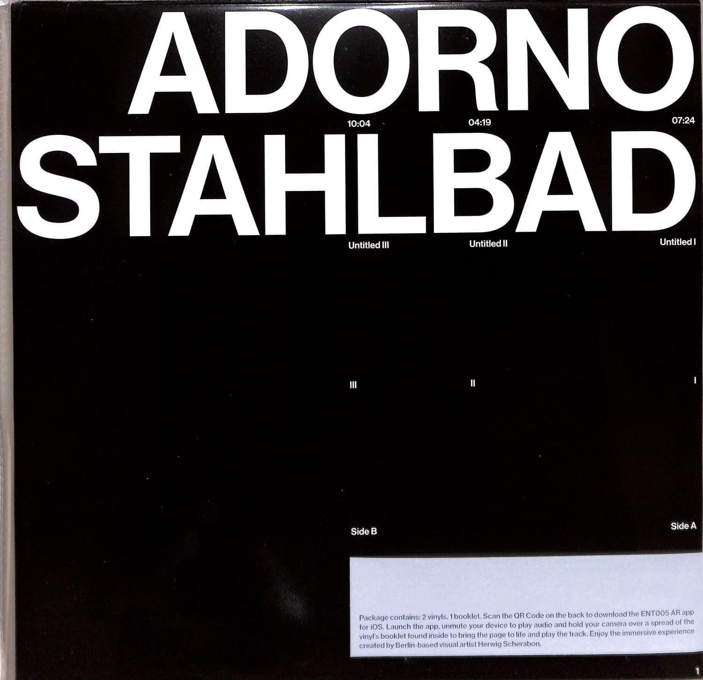 Adorno - FUN IST EIN STAHLBAD