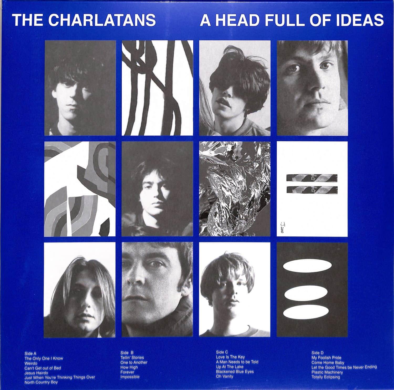 The Charlatans - A HEAD FULL OF IDEAS