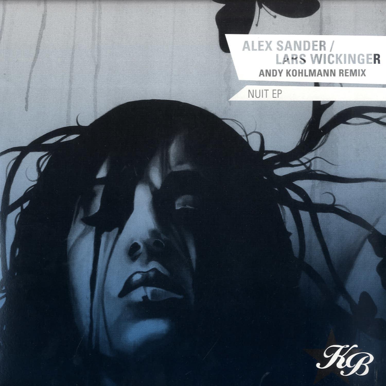 Alex Sander & Lars Wickinger - NUIT EP