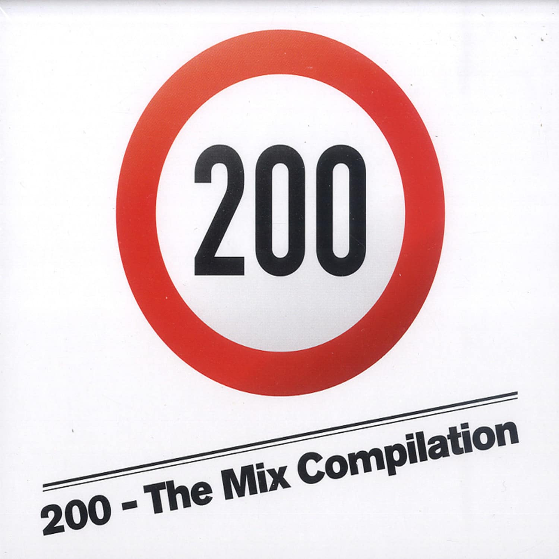 Various Artists - 200 - THE MIX COMPILATION