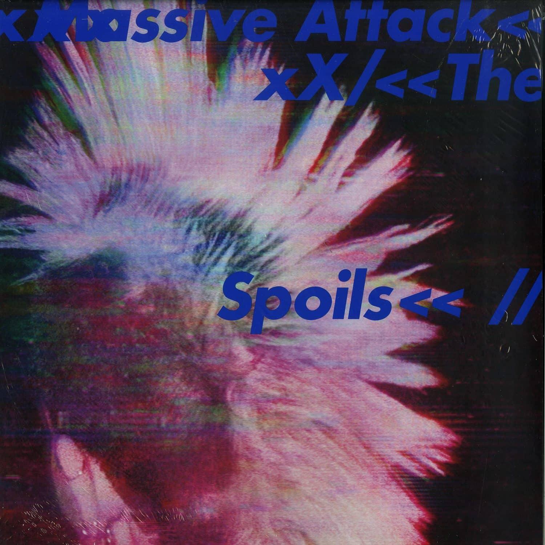 Massive Attack - THE SPOILS / COME NEAR ME
