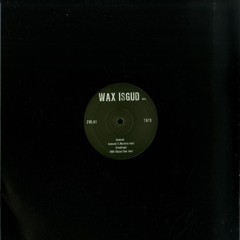 2Vilas & Tato - DUMOND EP