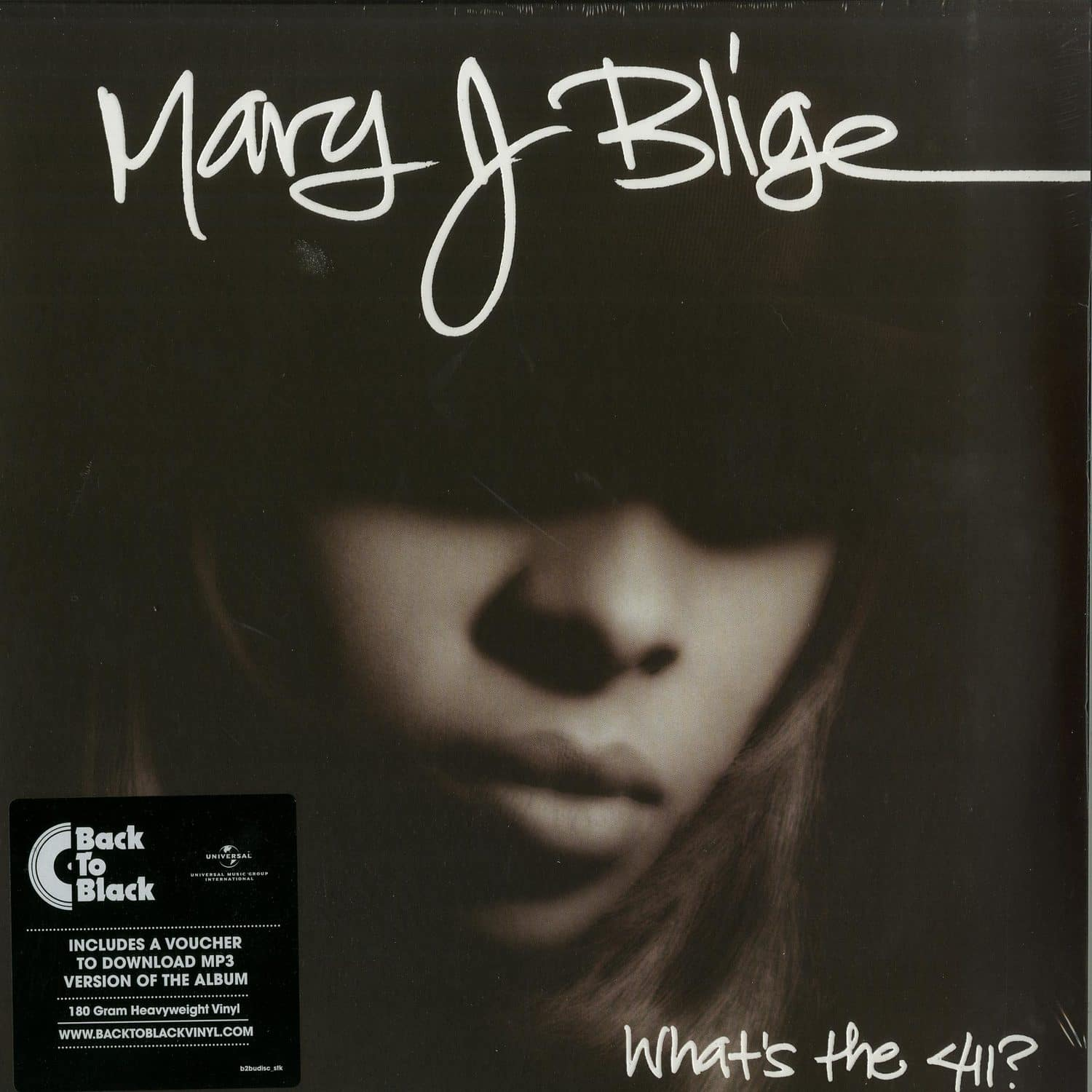 Mary J. Blige - WHATS THE 411?