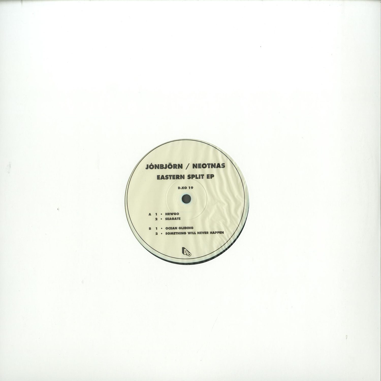 Jonbjorn / Neotnas - EASTERN SPLIT EP