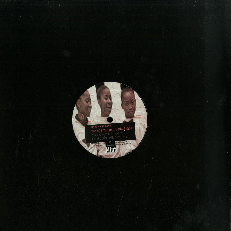 Lady Fingers / Jenifa Mayanja / Ena Lind / Lady Blacktronika - WARRIOR FORMULATION