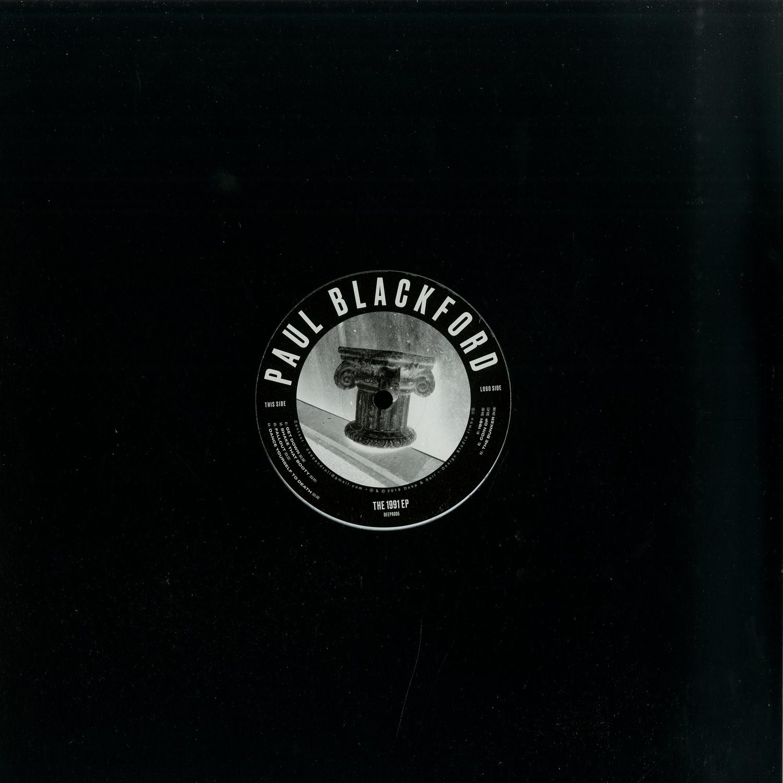 Paul Blackford - 1991 EP