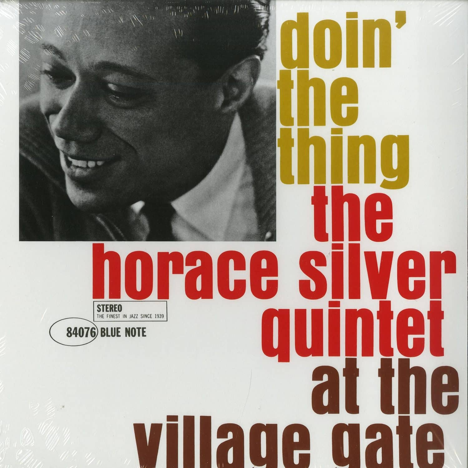 The Horace Silver Quintet - DOIN THE THING - AT THE VILLAGE GATE