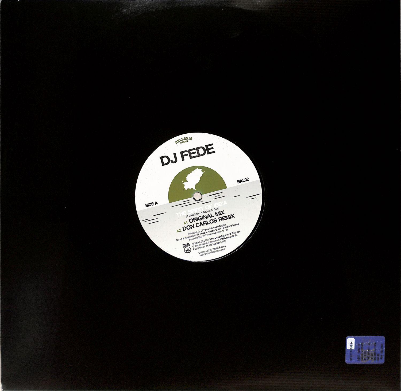 DJ Fede - THE SPIRIT OF IBIZA