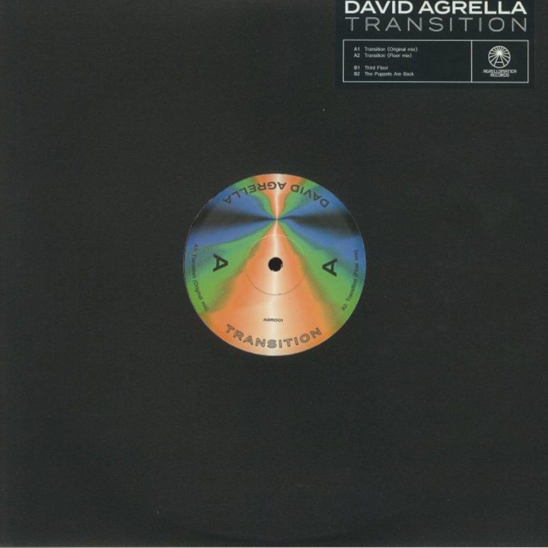 David Agrella - TRANSITION EP