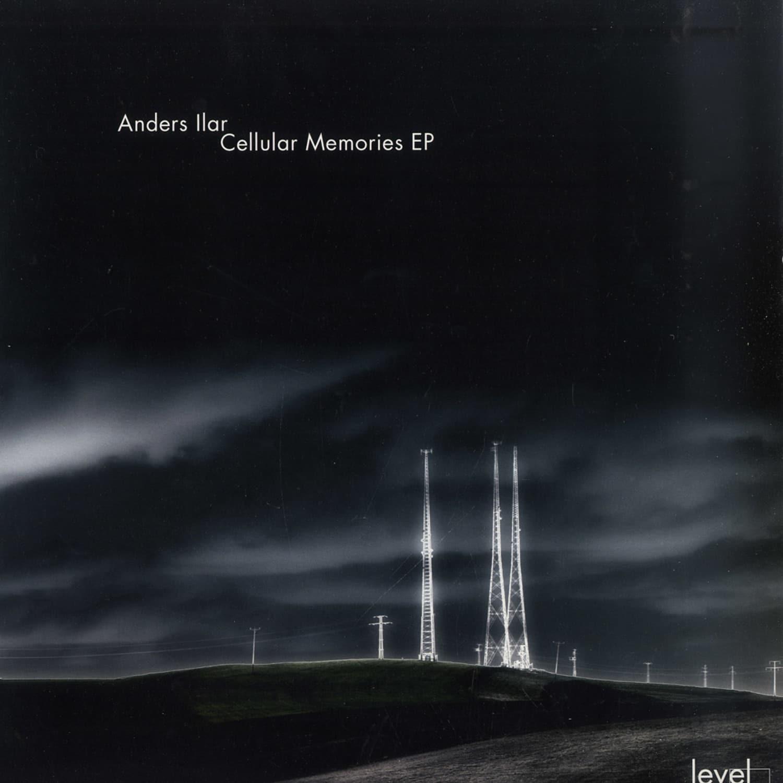 Anders Ilar - CELLULAR MEMORIES EP