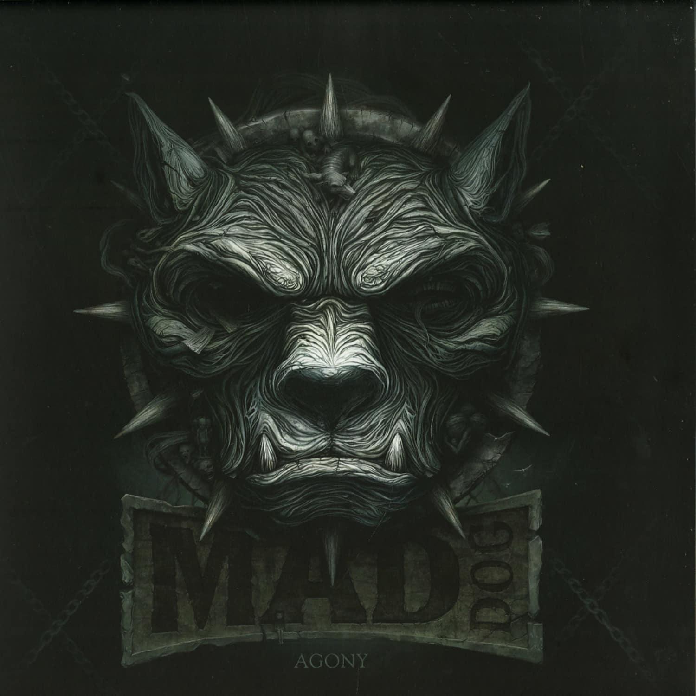 DJ Mad Dog - AGONY