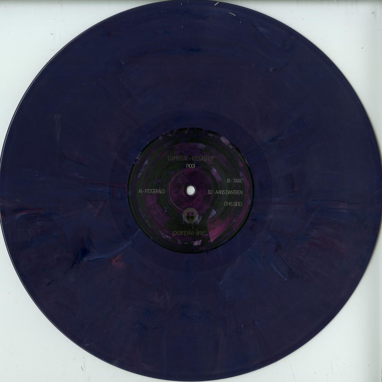 Lumieux - KESAU EP