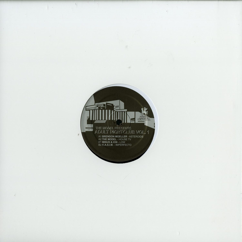 Various Artists - ADULT NIGHTCLUB PT1