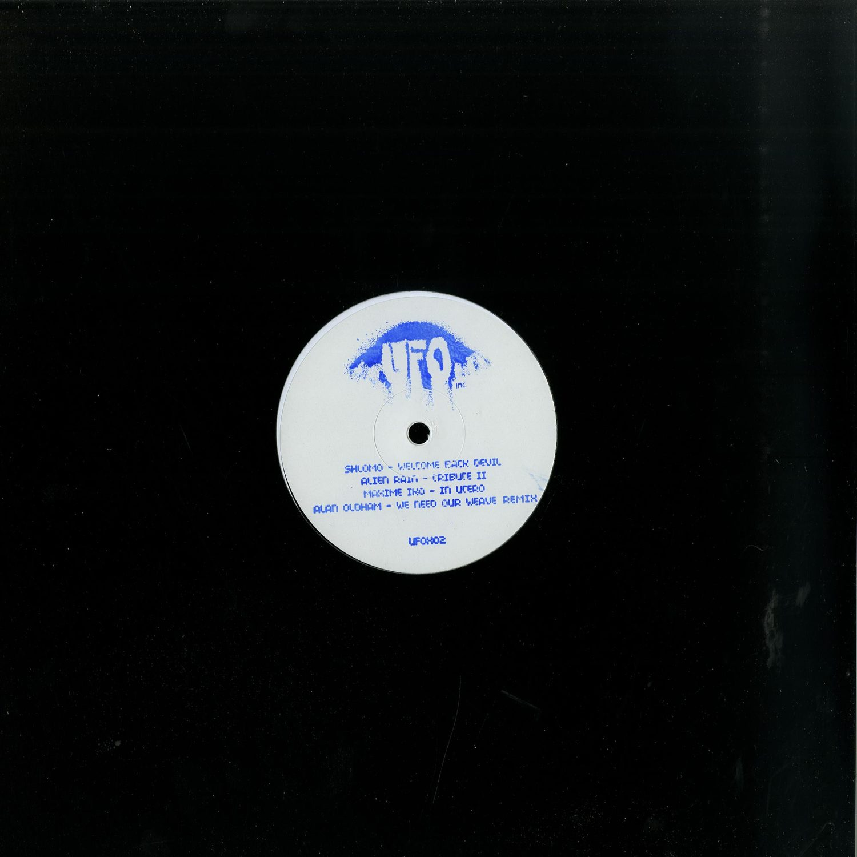 Various Artists - UFOX02